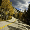 CO Hwy 82 in the fall.