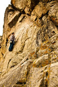 Rock Climbing Photo: Nebraska.