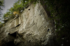 Rock Climbing Photo: Amarillo Sunset