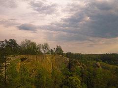 Rock Climbing Photo: Auxier Ridge