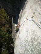 Rock Climbing Photo: The Traverse