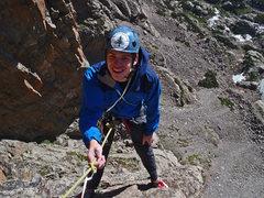 Rock Climbing Photo: petit