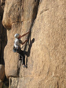 "Rock Climbing Photo: ""Right V Crack"". Photo by Blitzo."
