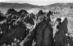 Rock Climbing Photo: The desolate top of Prison Hill. Photo by Blitzo.