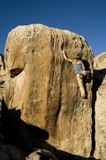 Rock Climbing Photo: cassie doing the moves. probably on of the most be...