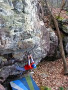 "Rock Climbing Photo: Sheila Rahim on ""Tank Girl"" (V2) at The ..."