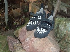 Rock Climbing Photo: favorite shoes! ;)