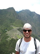 Rock Climbing Photo: machu piccu from huyana piccu