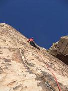 Rock Climbing Photo: P5 per Handren
