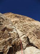 Rock Climbing Photo: P7 per Handren