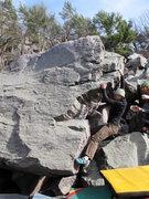 Rock Climbing Photo: Dr. Dre on Fantasticorner.