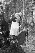 Rock Climbing Photo: Climbing in Locarno