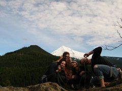 Rock Climbing Photo: u