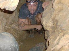Rock Climbing Photo: Chipmunk caves