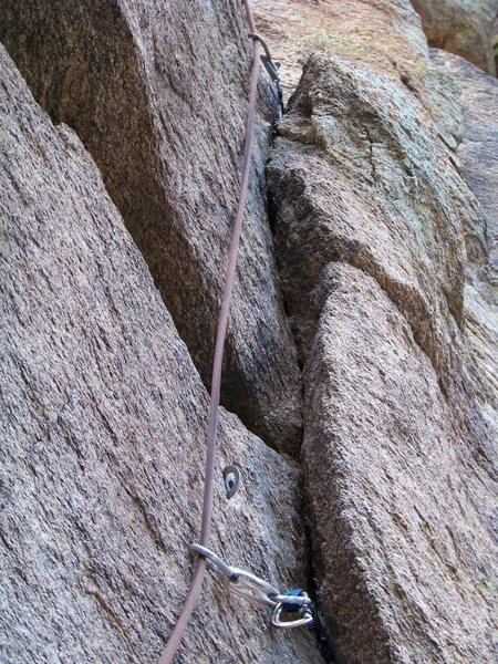 Rock Climbing Photo: tisk tisk tisk...