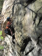 Rock Climbing Photo: Gif on Bimbo Shrine, Kaymoor