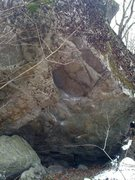 Rock Climbing Photo: V7
