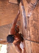 Rock Climbing Photo: tr'n the fox