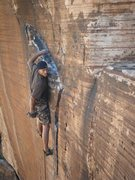 Rock Climbing Photo: takin a breather
