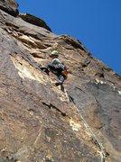 Rock Climbing Photo: Having a great time on Birdland on Christmas Day 2...