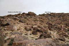 Rock Climbing Photo: East Rim South Section