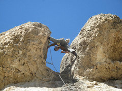 Rock Climbing Photo: Oh yeah!