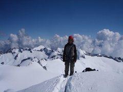 Rock Climbing Photo: Me on the ridge