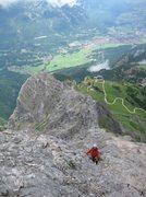 Rock Climbing Photo: Alright view I guess...