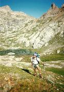 Rock Climbing Photo: Sunlight Basin