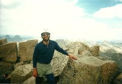 Rock Climbing Photo: On top of...Windom/Sunlight?