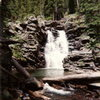 The nice pool near the headwaters of Vallecito Creek...