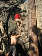 Rock Climbing Photo: Kyle Davis