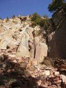 Rock Climbing Photo: Hang Ten, Srinagar, and Kashmir.