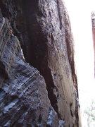 Rock Climbing Photo: Chocolate Tranquility Fountain 5.7