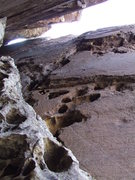 Rock Climbing Photo: Chocolate Tranquility Fountain 5.7 Willow Springs ...