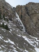 Rock Climbing Photo: Goldrush, 12/3/10.