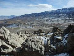 Rock Climbing Photo: looking SE
