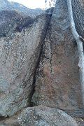 Rock Climbing Photo: Begin With The Beginning!