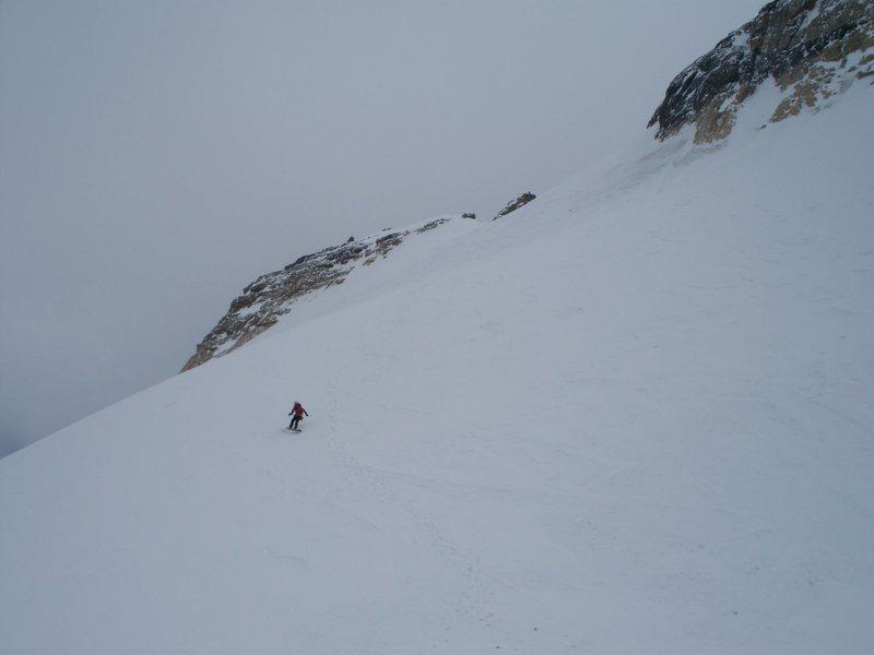 Rock Climbing Photo: shredding eh!
