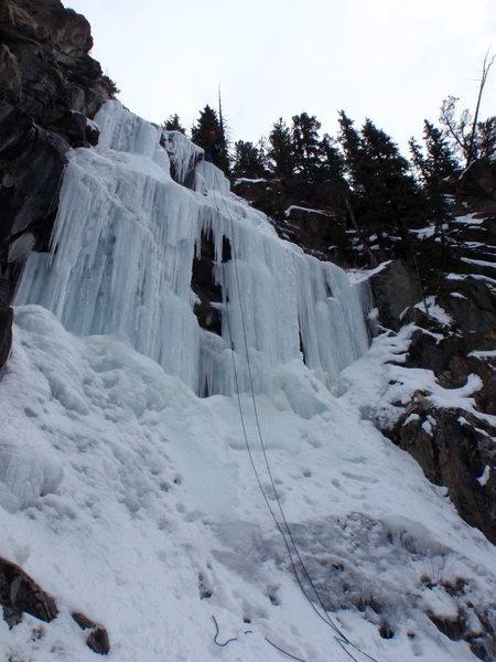 Rock Climbing Photo: Shroud.