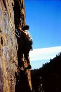Rock Climbing Photo: Jim Erickson 3