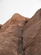 Rock Climbing Photo: Not sure where the finish was, but this seemed to ...