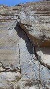 Rock Climbing Photo: Godzilla