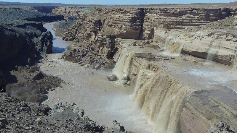 Grand Falls<br>