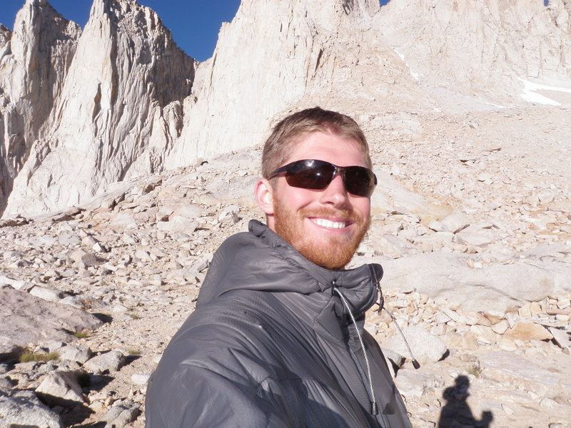 Rock Climbing Photo: Ready to Climb