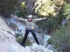 Rock Climbing Photo: Tahquitz - North Buttress 10/12/10