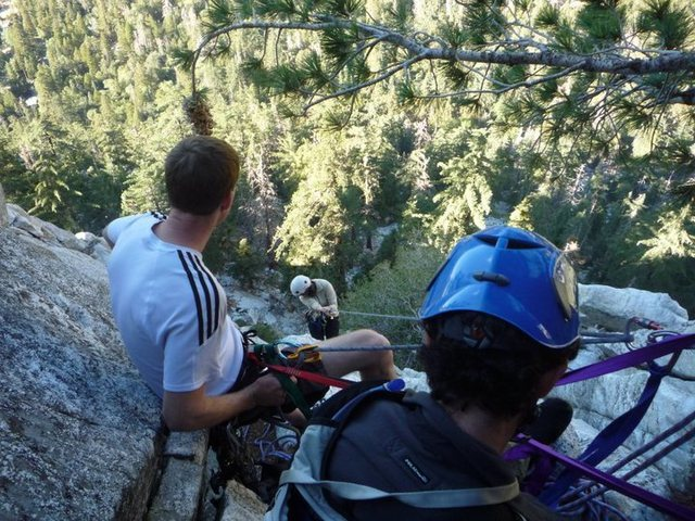 Tahquitz - North Buttress 10/12/10