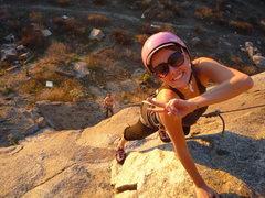 Rock Climbing Photo: Riverside Quarry - I'm Just A Bill 12/7/10
