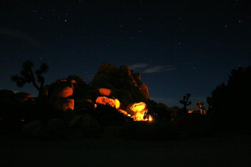 Ryan Campground.