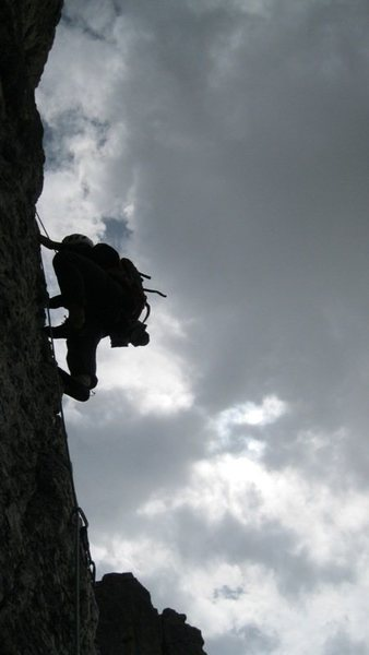 Rock Climbing Photo: Dolomiti,